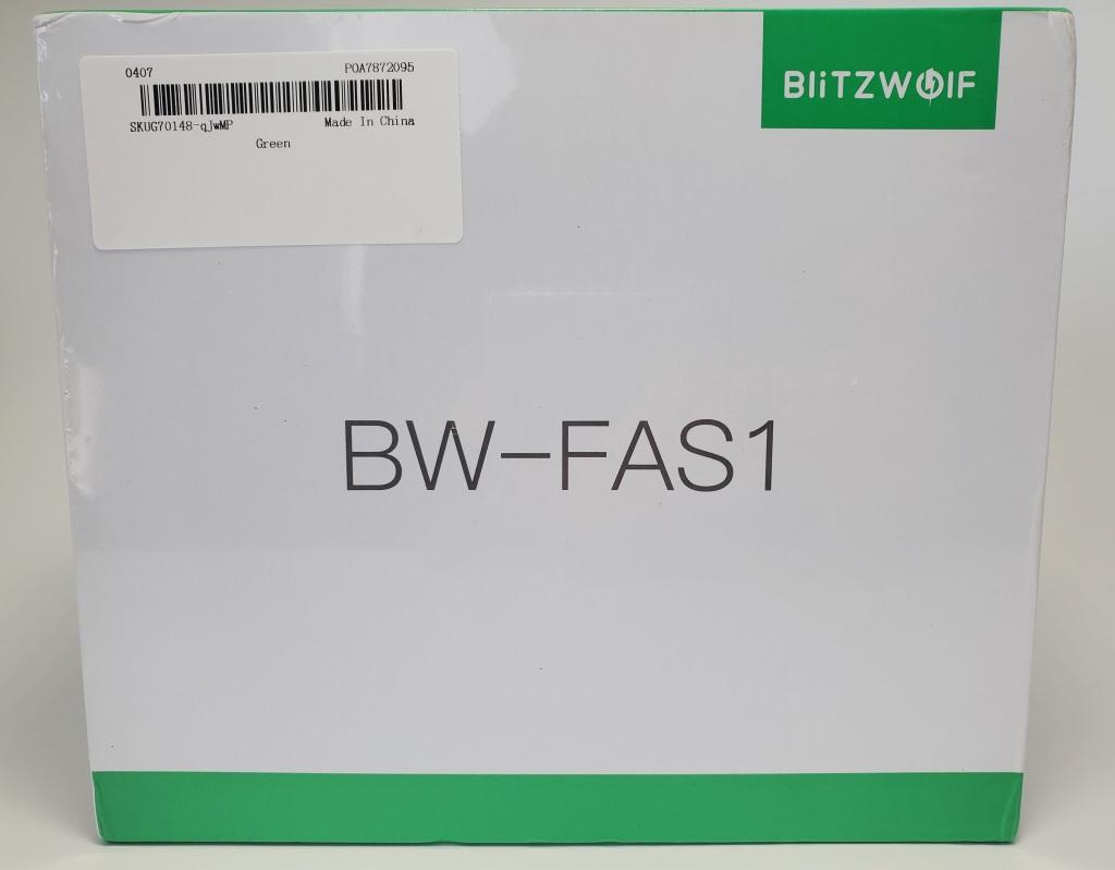 BlitzWolf BW-FAS1 マッサージ機