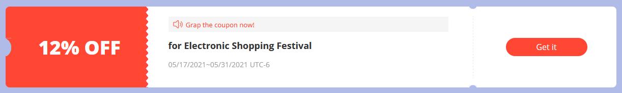 エレクトリック ショッピング フェスティバル