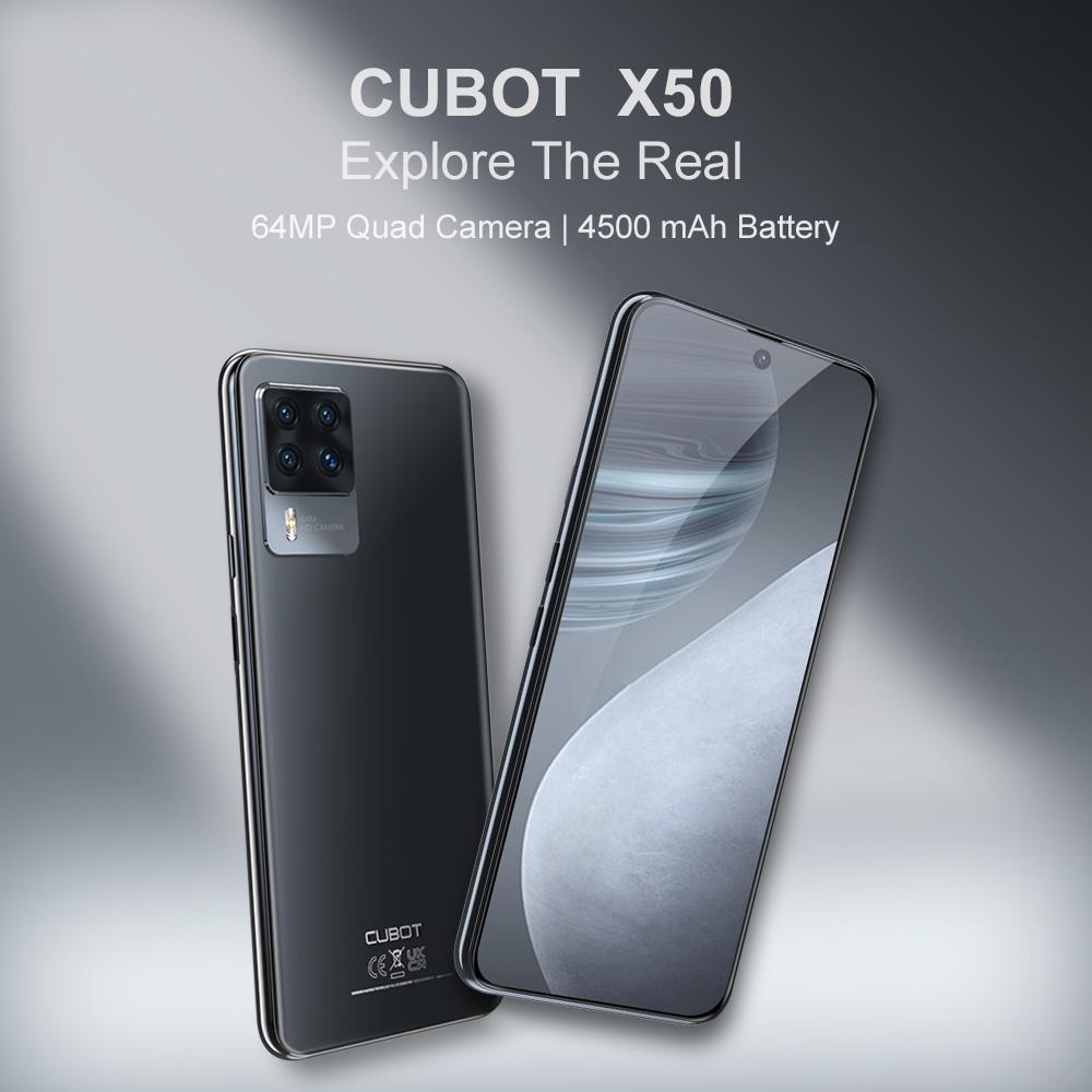 CUBOT X50 Helio P60
