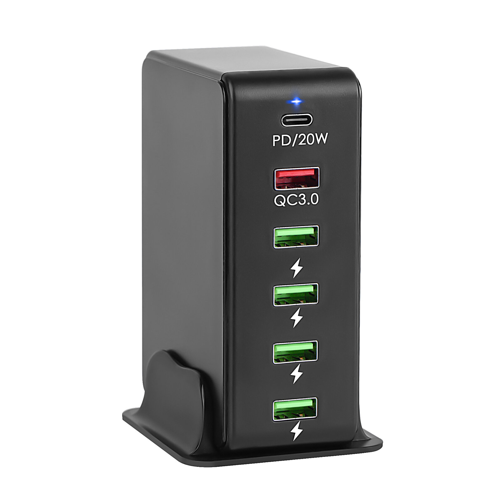 Bakeey 65W 6-Port USB PD Charger