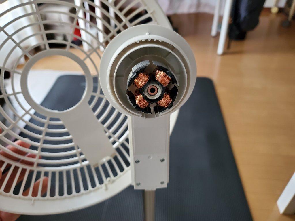Blitzwolf バッテリー内蔵折りたたみ扇風機