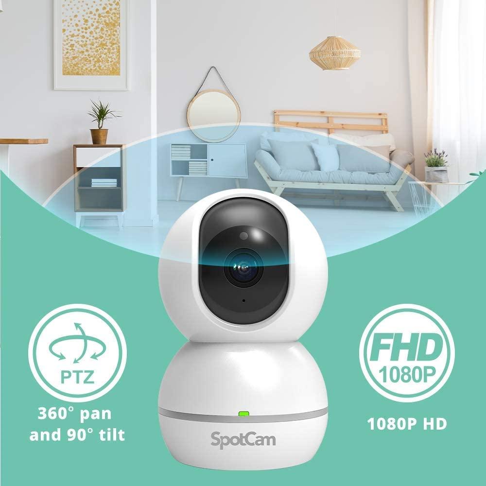 見守りカメラ SpotCam Eva2