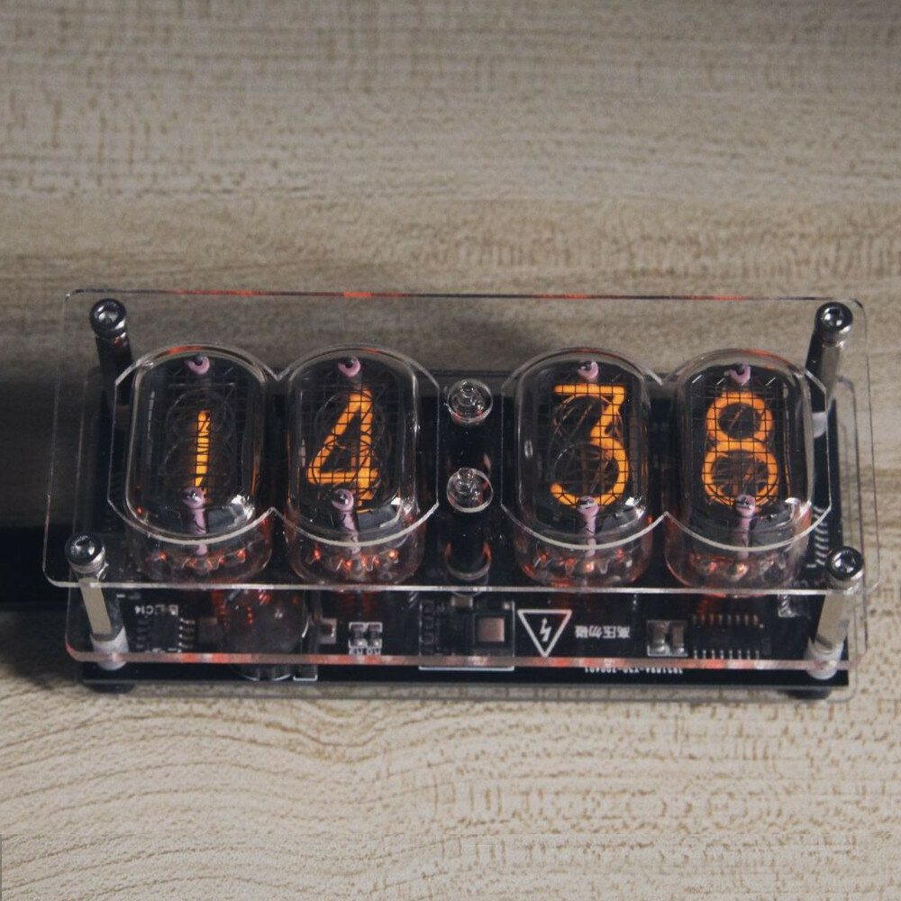 Geekcreit Retro Glow Tube Clock