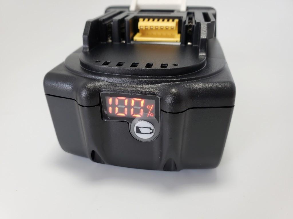 マキタ互換バッテリー