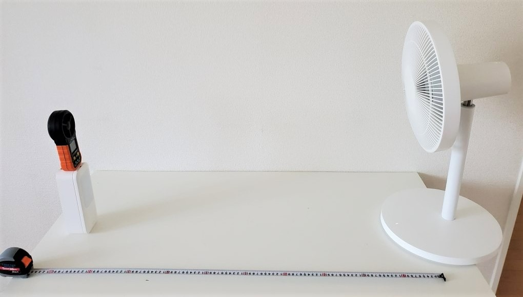 Xiaomi バッテリー式扇風機