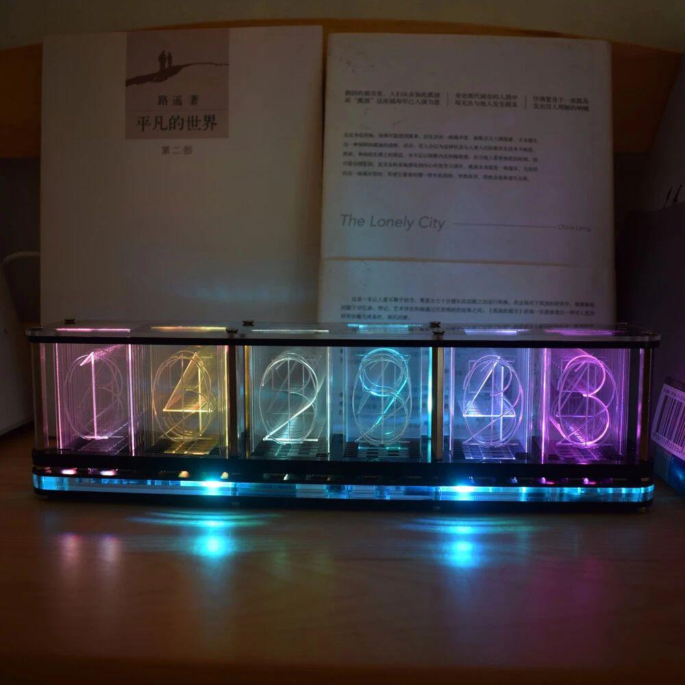 Geekcreit Imitate Glow Clock