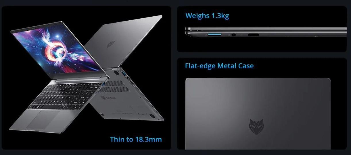 BMAX X14 Pro 限定50台 499ドル