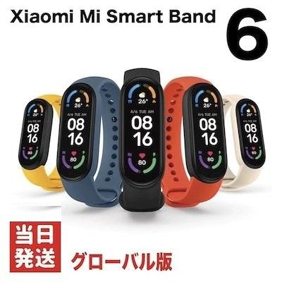 Xiomi Mi Band 6/\s/Global