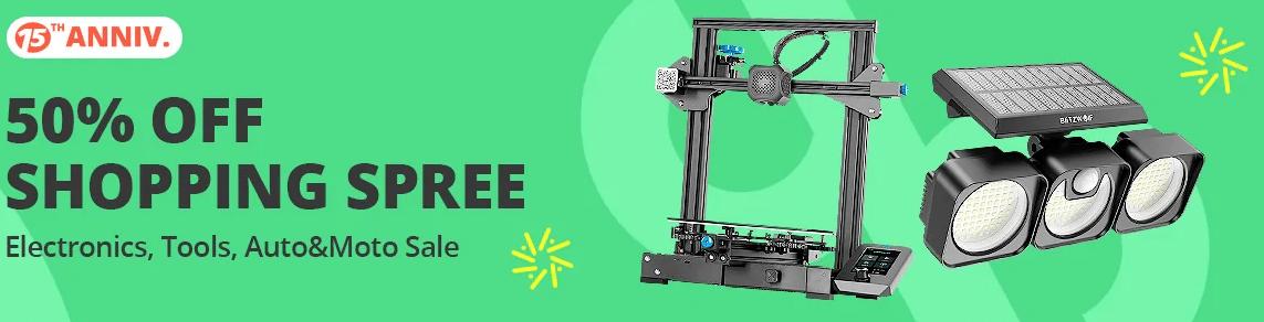 3Dプリンター・電子ツール工具 最大50%オフセール