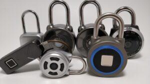 【スマホや指紋認証で解錠】スマート南京錠の元祖 Master Lock Padlock 1500eXD レビュー 試した中で買っていいものは1つだけ!